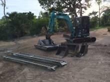 Kobelco 5T Excavator Jensen Townsville Surrounds Preview