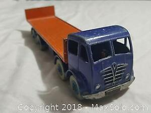 Old Dinky Supertoys Truck