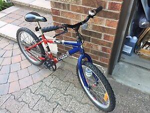 Vélo enfant 20 pces, Frein à main Fait au Québec - Raleigh-Bro