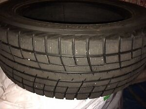 Four Yokohama Ice Guard 205/55 R16 91T IG52 winter tires