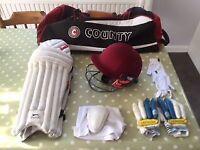 Boys Junior Cricket Kit