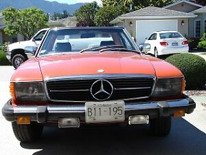 one owner 1980 450 SL