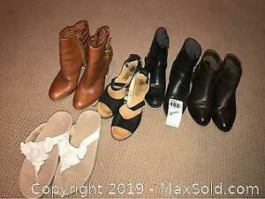 Shoes And Boots - A