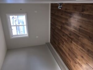 just renovated 2 bedrooms bright basement suite