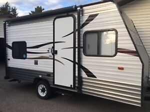 2013 Compact Travel Trailer
