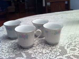 China Garden Prestige  tea cups/dinner plates/salad plates/bowls