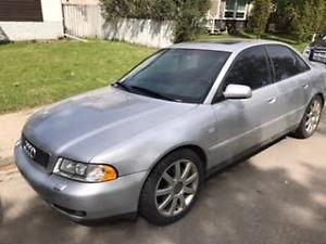 2001 Audi A4 1.8L $2250