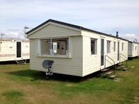 2 Bedroom Static Caravan For Sale in Dymchurch Kent with FREE 2017 & 2018 Pitch Fees camber romney