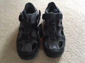 Karrimor summer walking shoes.