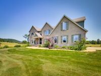 37 Acre Stately home with pool, Brand NEW  Granite Kitchen