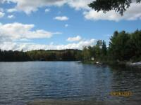 Muskoka waterfront home available Dec 1st