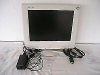 "SAMPO 15"" COMPUTER MONITOR WITH CABLES"