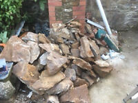 Building stone for sale - Totnes Brown Stone