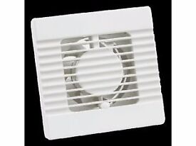 "BRAND NEW PACKAGED Linear Series 4"" Bathroom Fan 240v"