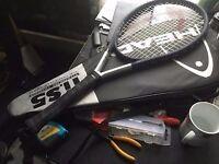 Head Titanium Ti S5 Comfort Zone Tennis Racquet
