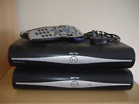 4 x sky plus boxes with remotes £40 the lot