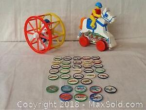 Interesting Vintage Collectible Toys