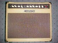 Carvin Nomad 50w tube amp