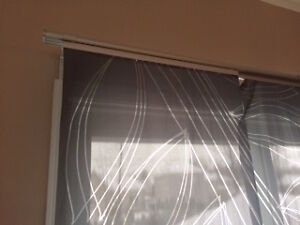 Blind for patio out door