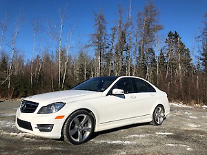 2014 Mercedes C350 4Matic