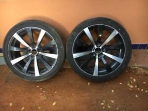 Ford 18 in  alloy rims Ngunnawal Gungahlin Area Preview