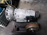 Genuine Mercedes C-class w204 auto gearbox + torque converter