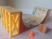 Tech Deck Ramps - Excellent Condition