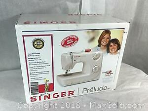 Singer Prelude Sewing Machine Brand New in Box Never Opened Factory Sealed