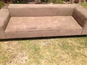 Three seater Lounge Erskine Park Penrith Area Preview