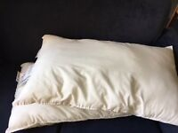 4 pillows 50 x 80 cm