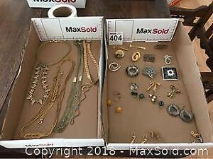 Collection of Costume Jewellery A