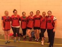 Female netball players wanted at Edinburgh Academy Sports Centre