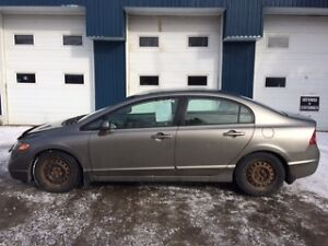 2006 Honda Civic Tissu Berline