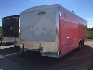 20 foot Cargo enclosed trailer