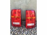 LAND ROVER DISCOVERY BACK LIGHTS