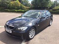 2009 BMW 3 Series 2.0 320d SE 4dr Manual==LONG MOT==MINT CONDITION & DRIVES EXCELLENT