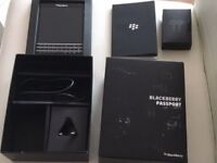 Brand New Blackberry Passport For Sale-Unwanted Gift