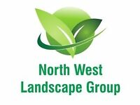 North West Landscape Group covering all greater manchester