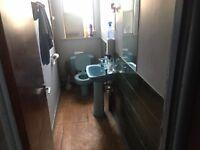 former builders yard to rent - toilet, separate office