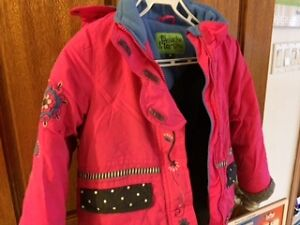 Winter  jacket girls 4-5 years West Island Greater Montréal image 2