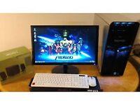 WOW SSD FAST Dell XPS 630I Titanium Gaming Desktop Computer PC& DELL 23