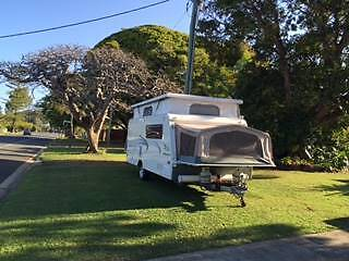 2007 Jayco Expanda Poptop with Shower & Toilet Cleveland Redland Area Preview