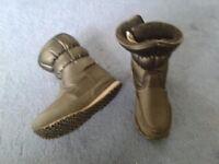 Ladies Moon Boots