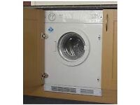 New Style Integrated Tumble Dryer With Big 7kg Load And Built In Hose