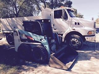 Perth Truck and Bobcat Hire Services