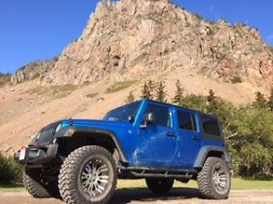 2015 Jeep Wrangler Sport Unlimited Willys edition