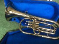 E flat Tenor Horn