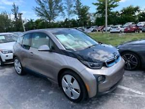 BMW i3 mega 2014
