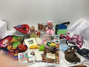 BABY Jolly Jumper, Lamaze Chair, Activity Blanket
