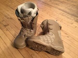 Ride Muse Woman's Snowboard Boot size 8.5 West Island Greater Montréal image 1